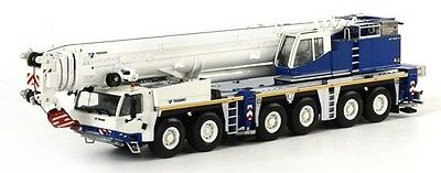 TADANO ATF 400G-6 MOBILE CRANE / 1:50 Scale by WSI Models