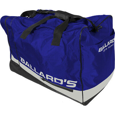 Ballards NEW MX Dirt Bike Too Easy Blue Travel Luggage Gear Bag