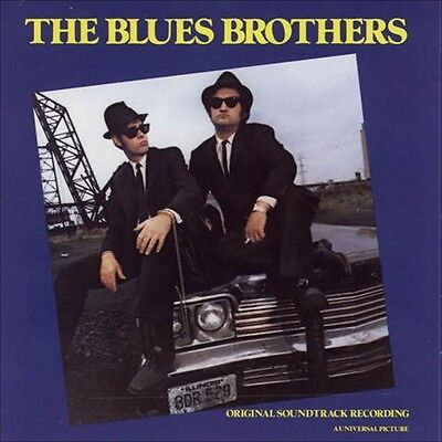 Blues Brothers - Soundtrack 180g vinyl LP NEW/SEALED OST Briefcase Full Of
