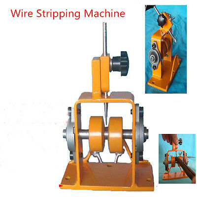 Manual Cable Wire Stripping Machine,Cable Wire Peeling Machine With One Knife