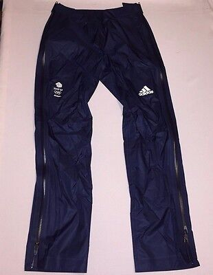RIO Olympics 2016 TEAM GB Training Pants Performance ATHLETE ISSUE BNWT S UK 10