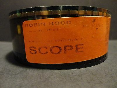 ROBIN HOOD 2010  35mm Trailer #1  Movie, Cells, collectible Scope 1:30