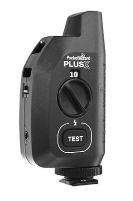 PocketWizard PlusX Wireless Radio Flash Remote Trigger...NEW