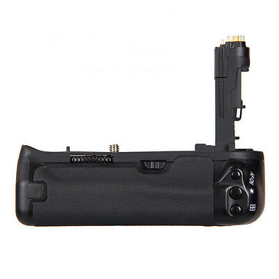 NEW Battery Grip Pack for Canon EOS 7D Camera
