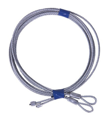 Pair of 7 Garage Door Cable For Torsion Springs