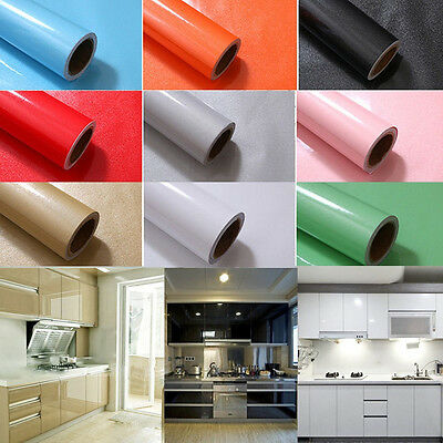 yazi Contact Paper Cupboard Door Drawer Cover Self Adhesive Glitter Vinyl Film