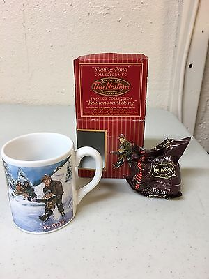 Tim Hortons Limited Edition #/N 003 Collectors Coffee Mug. NEW WITH BOX & COFFEE