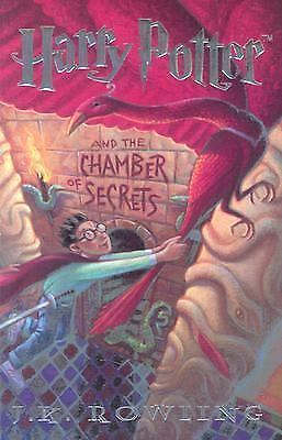 Harry Potter: Harry Potter and the Chamber of Secrets Year 2 by J. K. Rowling...
