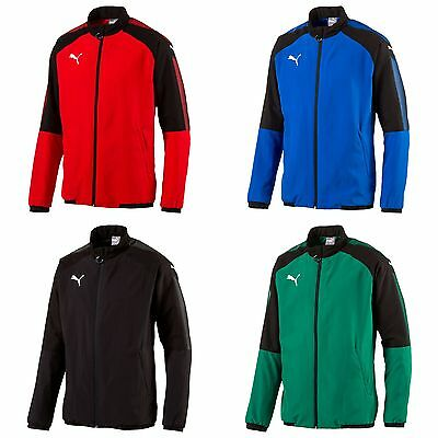 Puma Ascension Woven Jacket Trainingsjacke Fitness Jacke