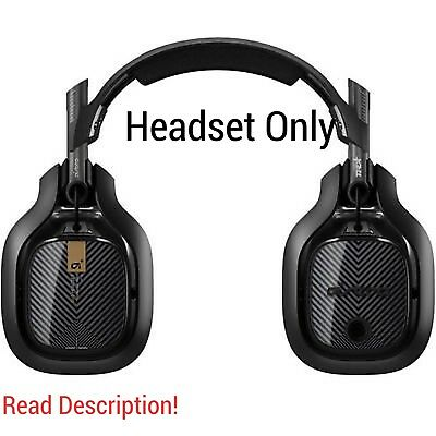 ASTRO Gaming Headset A40 TR Xbox One PS4 PC MAC Laptop DutyPro Headset Only