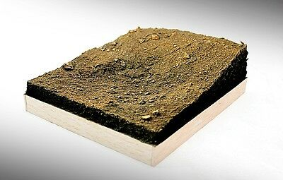 Diorama base ready made with full details and color. 1/35 scale TND-029.