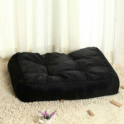 Pet Bed Dog Cat Soft New Warm Pad Cushion Kennel Puppy Cat House Blanket Mat