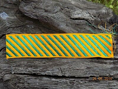 Irish Army Good Conduct Medal Replacement Ribbon