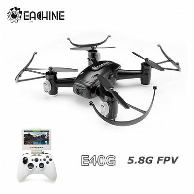 Eachine E40G 5.8G FPV With 720P Wide Angle HD Camera RC Quadcopter UK SELLER