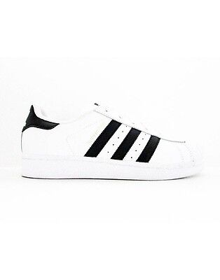 Adidas Superstar Classic Sneakers Bianco-Nero S81858