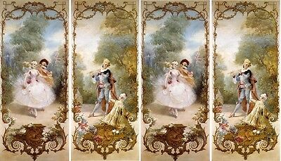 Dolls House Wall Mural