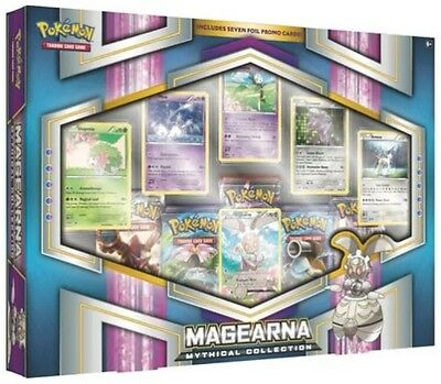 Pokemon TCG Magearna Mythical Collection New FREE EXPRESS POST SAME DAY - DELIVE