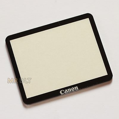 NEW Canon EOS 5D Mark 2 Replacement Screen Glass Lens Window MK II 5D2 UK