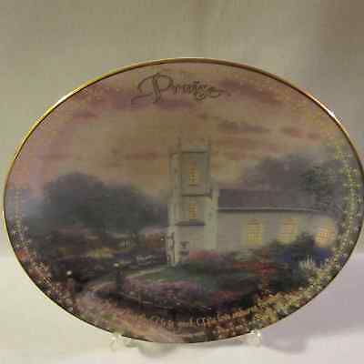 Bradford Exchange 2000 The Spirit of Life Plate, 6th Issue
