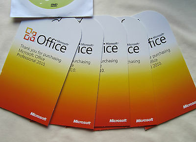 Microsoft Office 2010 Professional - FULL VERSION PRO