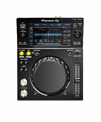 Pioneer XDJ-700 Compact Media Player