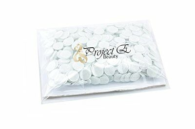 Project E Beauty 1000pc Cotton Filter For Diamond Dermabrasion Peeling Skin Care
