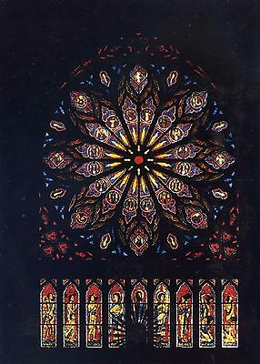 The NIDAROS CATHEDRAL, The Rose Window