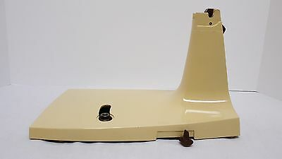 Vintage Sunbeam Mixmaster Stand Mixer Replacement Stand in Yellow/Brown only