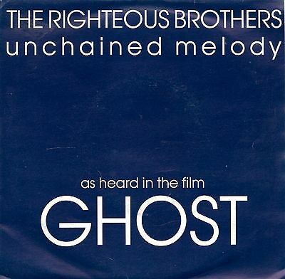 The Righteous Brothers - Unchained Melody - 1965 UK - Polydor - PO 101