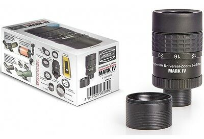 Baader Hyperion Mark IV 8-24mm KlickStop wide angle Zoom Eyepiece, London