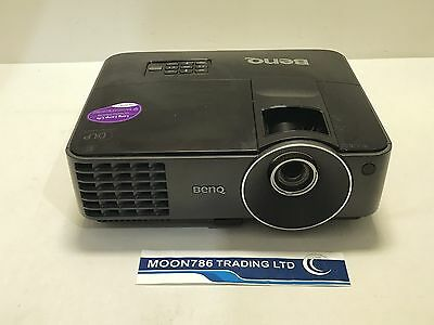 Benq Ms502 Dlp Lcd Projector Used 497 Lamp Hours Good Image Projector   Ref 987