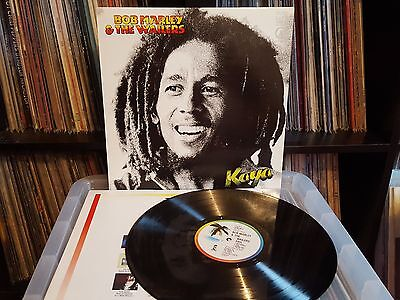 Bob Marley & The Wailers ‎– Kaya Lp