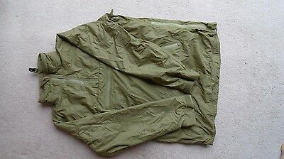 British Army Buffalo Smock Lightweight Thermal Pcs Size M (170/90) Latest Issue