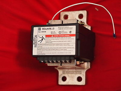 Square D S34036 Neutral Current Transformer, 400-1600A Masterpact, Powerpact