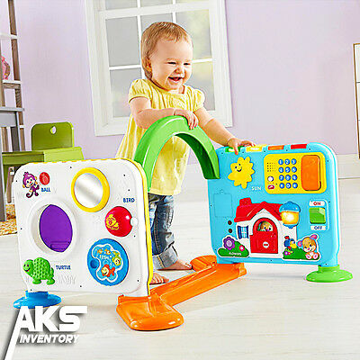 Fisher Price Baby Toy Laugh Learn Crawl Around Learning Center Teach Toddler New