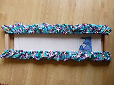 """13""""-18"""" Grime Guard/Cover For Scroll Frame Fabric choices  Cross Stitch"""