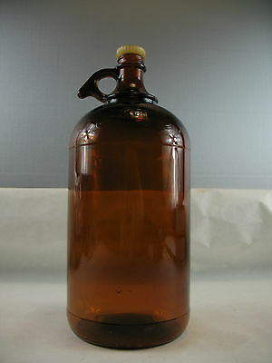 Perfex glass bottle brown