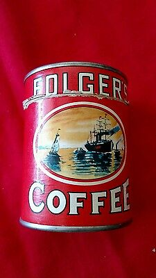 Folger's Coffee Cardboard Can Promo Puzzle 56 pieces
