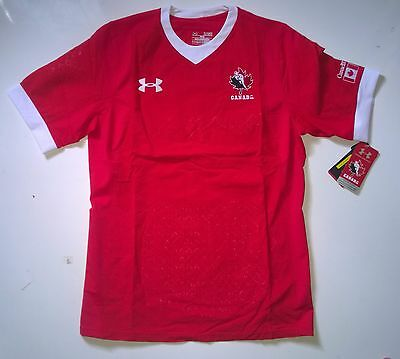Under Armour Men's Rugby Canada Jersey GameDay Player Issue Sz XL $149 CDN