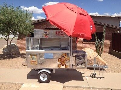Premier Hot Dog & Food Carts *ON SALE NOW*