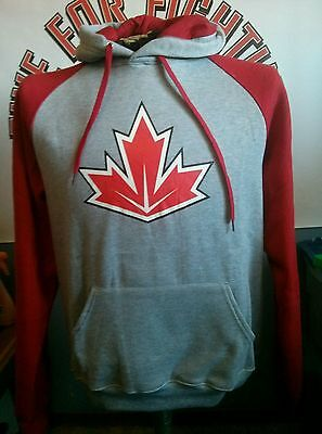 World Cup of Hockey Team Canada Hoodie IIHF