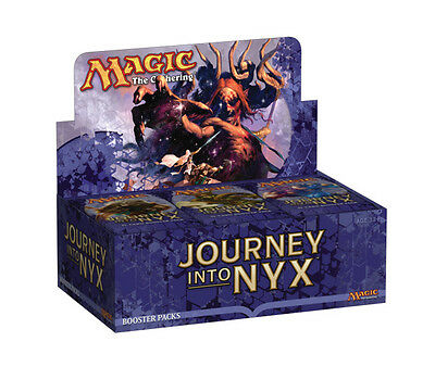 Magic the Gathering Journey into Nyx boosters box