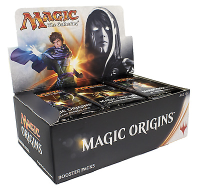 Magic the Gathering Magic Origins boosters box
