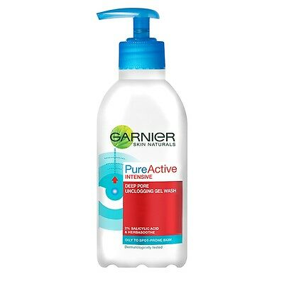 Garnier Pure Active Deep Pore Wash 200ml