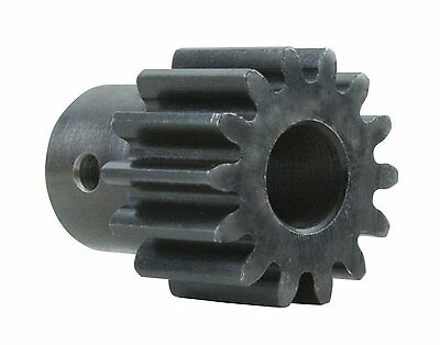 Martin S1615BS 1/2 Spur Gear, 14.5° Pressure Angle, High Carbon Steel, Inch, 16