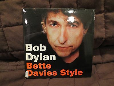 "Bob Dylan ""Bette Davies Style"" Double Cd -England June 24 1998"