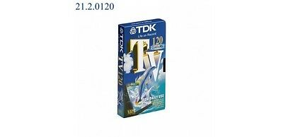 Video Cassetta Tdk Tv E-120