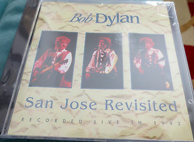 "Bob Dylan""San Jose Revisited"" CD"