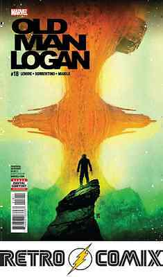 Marvel Old Man Logan #18 First Print New/unread Bagged & Boarded