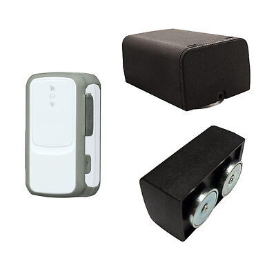 REAL TIME GPS LIVE CAR VEHICLE TRACKER TRACKING DEVICE SPY GL200 + Magnetic Case